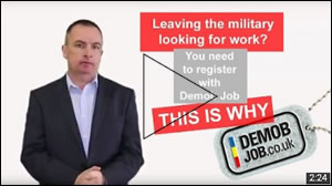Demob Job registratiion video