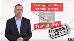 Demob Job registratiion video