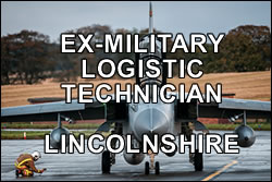 Ex-Military Logistics Technician